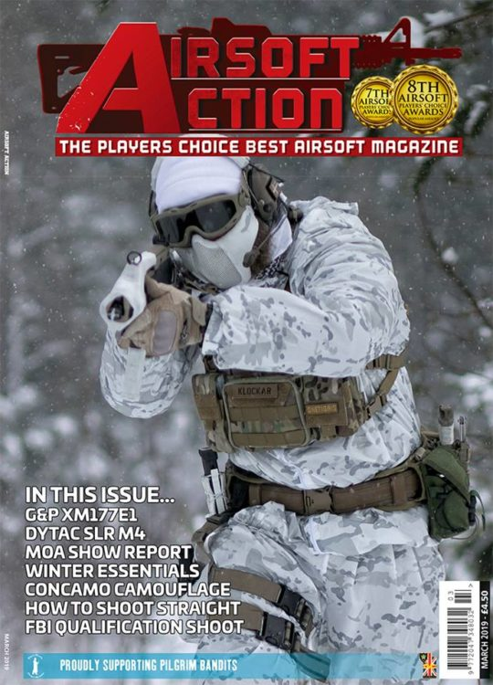 Airsoft Action Issue 98