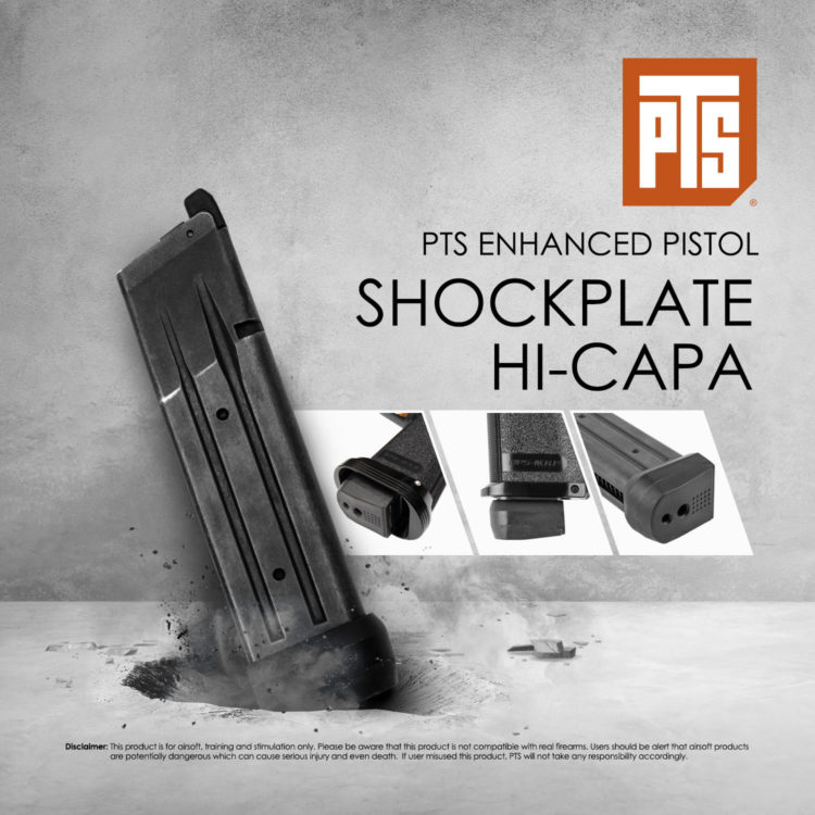 PTS Enhanced Pistol Shockplate