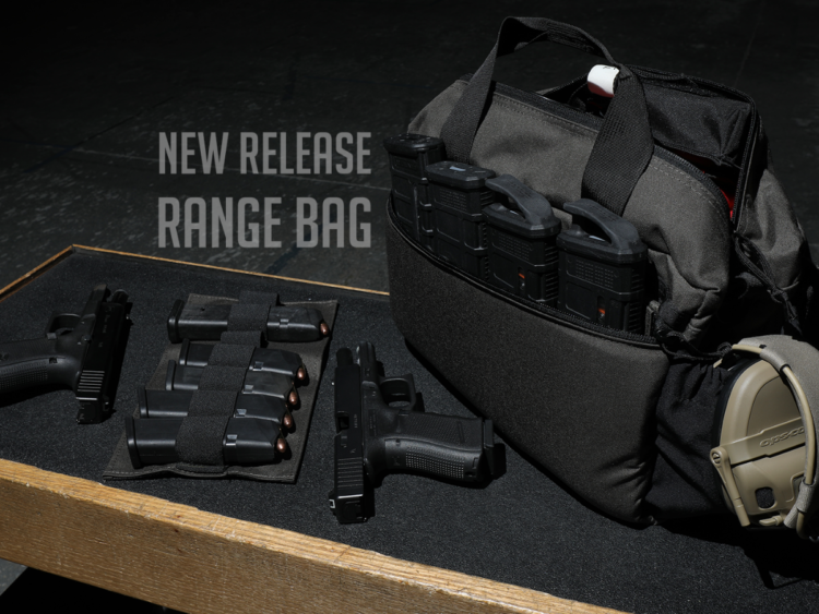 MAS Grey Range Bag