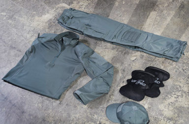 Striker BDU Steel Grey