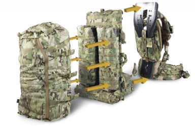 CATOMA Switchblade Modular Pack System