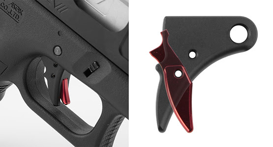 ZEV Fulcrum Adjustable Trigger