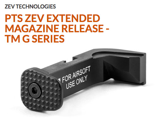 ZEV Extended Magazine Release