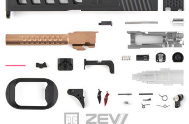 ZEV Dragonfly Slide Kit