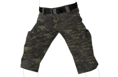 MultiCam Black P-40 Shorts