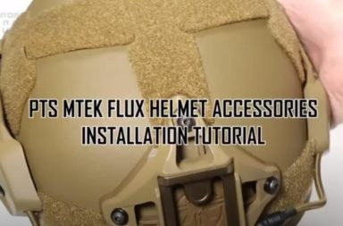 PTS MTEK-FLUX Helmet Replacement Parts